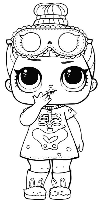 Páginas Para Colorir Bonecos Lol Surpresa 80 Pedaços De