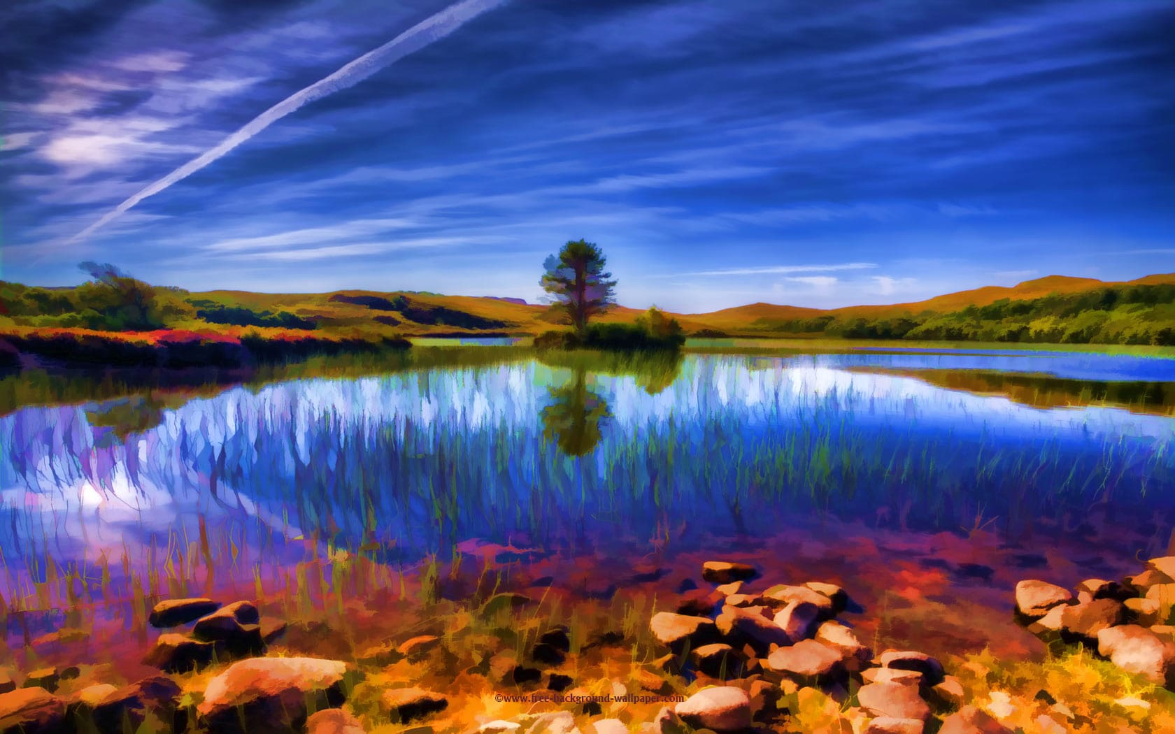 Imágenes de la hermosa naturaleza de verano. 100 fotos para tu escritorio