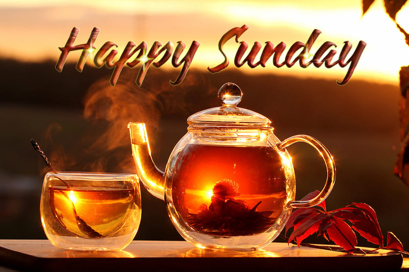 Pictures of Wishes for a Happy Sunday. 55 Beautiful Cards
