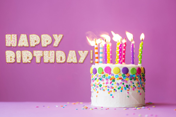 Happy Birthday Pictures. 50 Beautiful Greeting Cards For Free