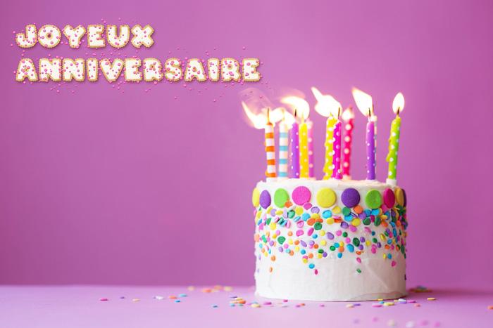 Images de joyeux anniversaire. 50 belles cartes de voeux