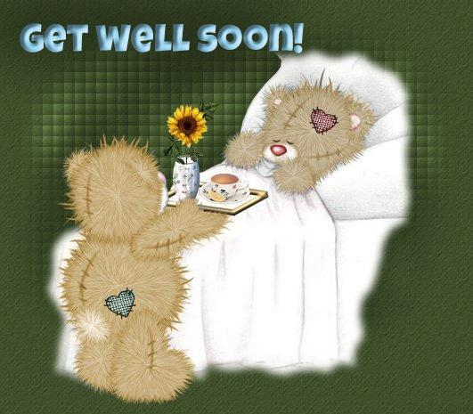 Pics to Say Get Well Soon! 50 Funny Cards for Free