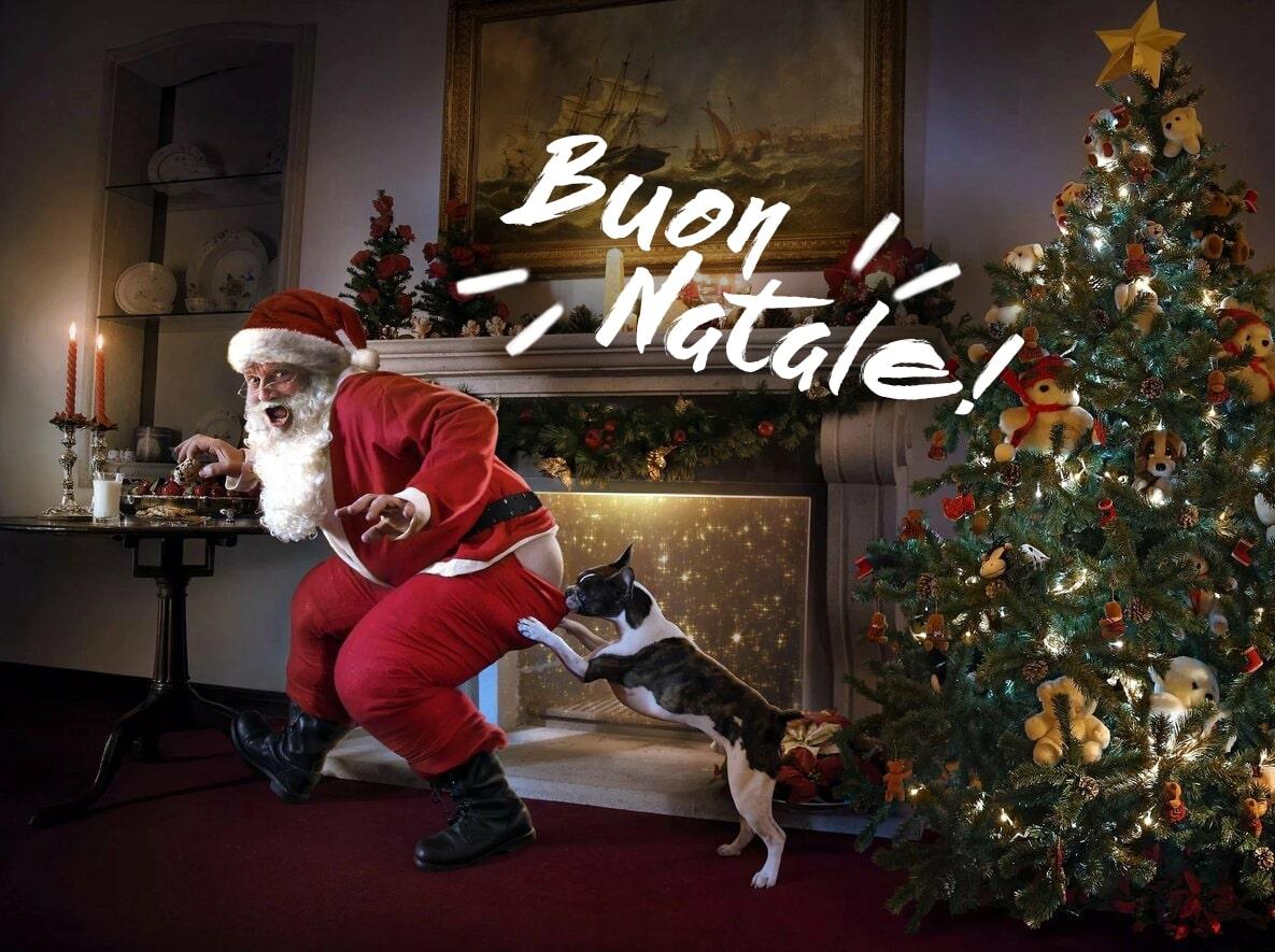 Immagini di Buon Natale. 60 biglietti di auguri per Natale