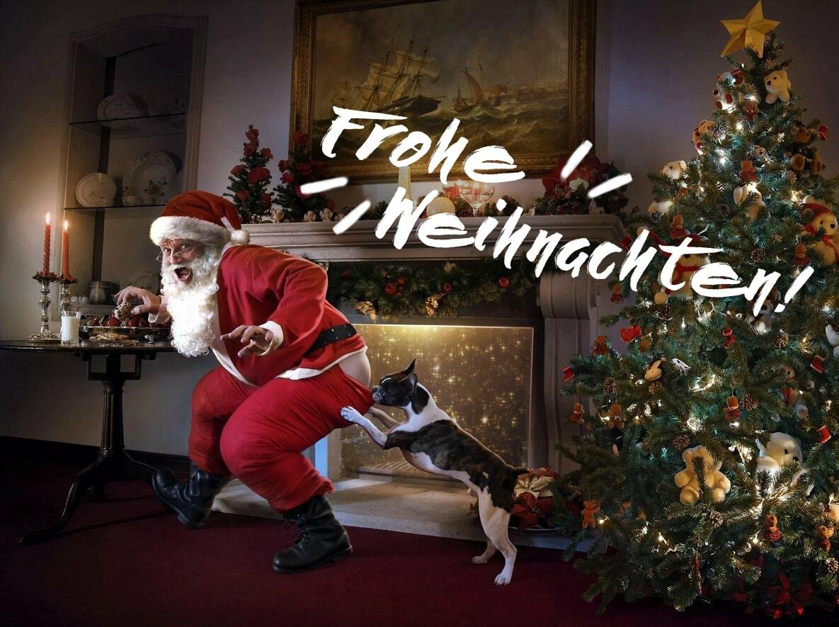 Frohe Weihnachten Bilder. 60 Grußkarten für Weihnachten