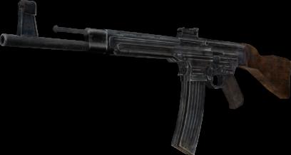 Armi di Call of Duty in PNG formato su sfondo trasparente