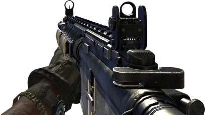 Armes de Call of Duty en PNG sur fond transparent