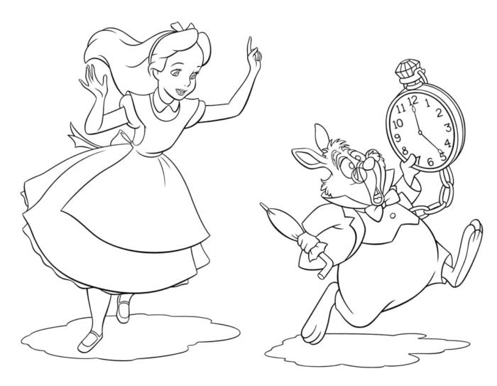 Kresby karikatur pro skicování