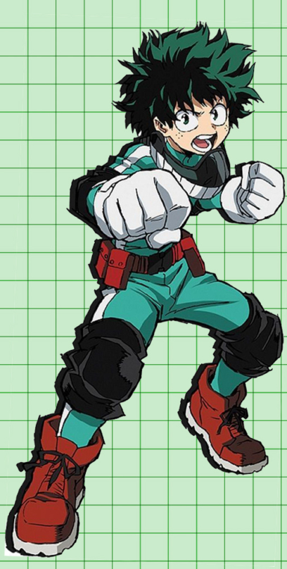 My Hero Academia Pictures for Sketching and Drawing