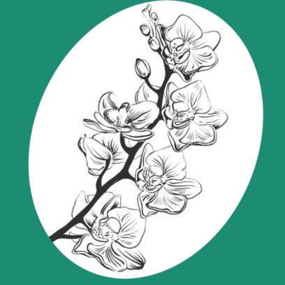 Schöne Blumenzeichnungen - 200 Bilder zum Skizzieren