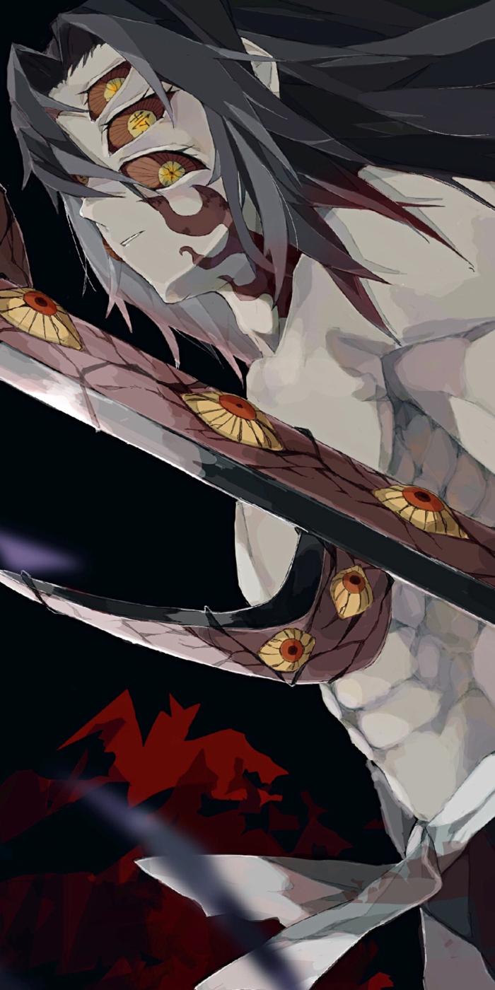 Miecz zabójcy demonów - Kimetsu no Yaiba tapety mobilne | 100 zdjęć na smartfona