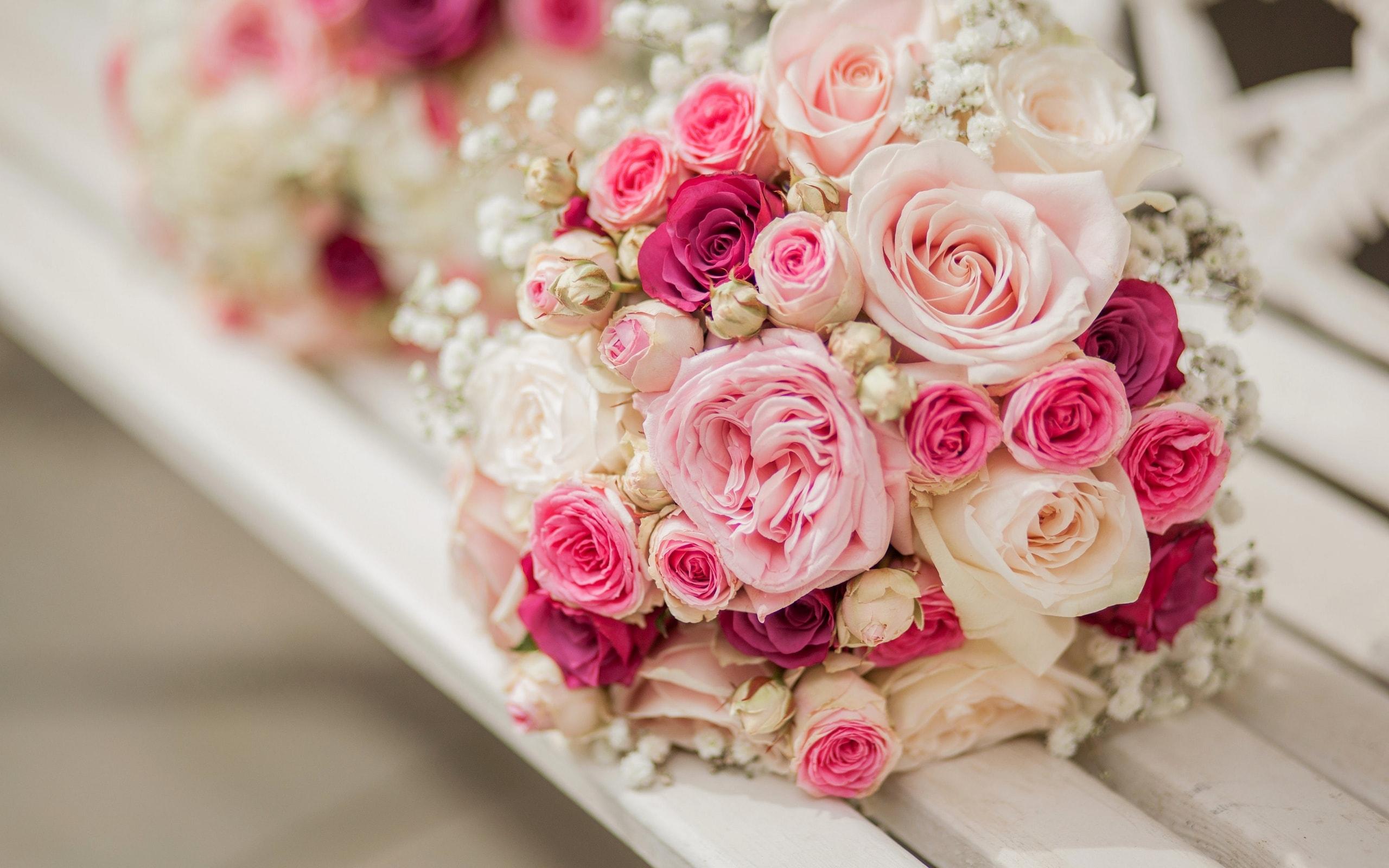 Нежные свадебные цветы картинки
