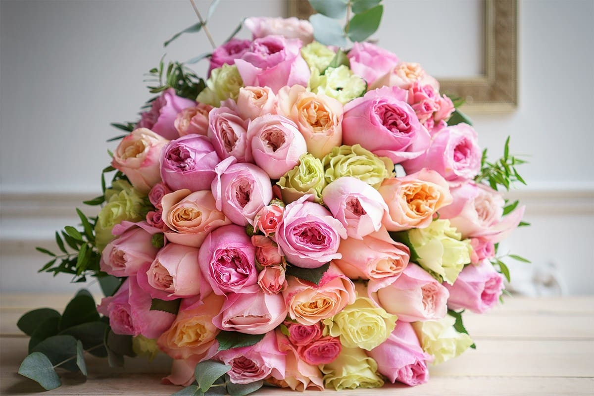 Beautiful Bouquets Of Flowers