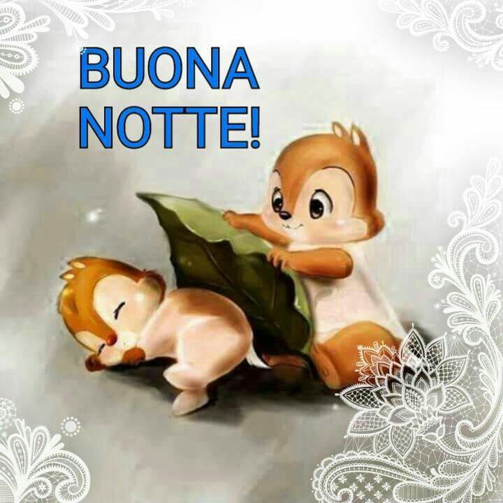 Nuove Immagini E Cartoline Con La Scritta Buona Notte 120