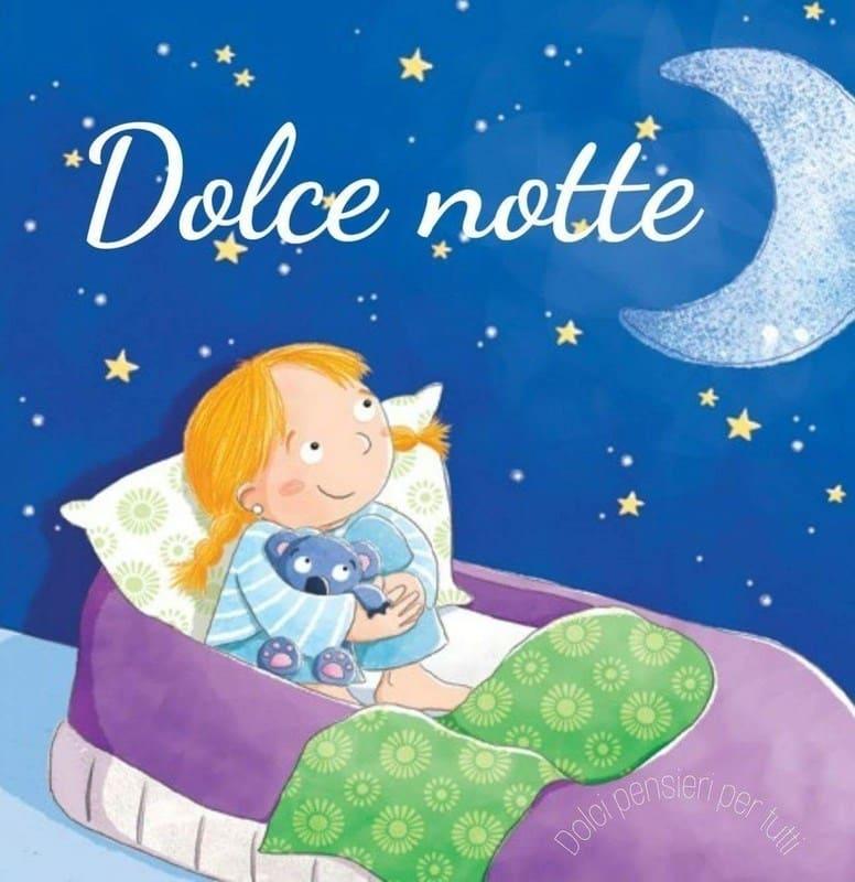 """Nuove immagini e cartoline con la scritta """"Buona Notte"""". 120 belissime foto gratuite"""