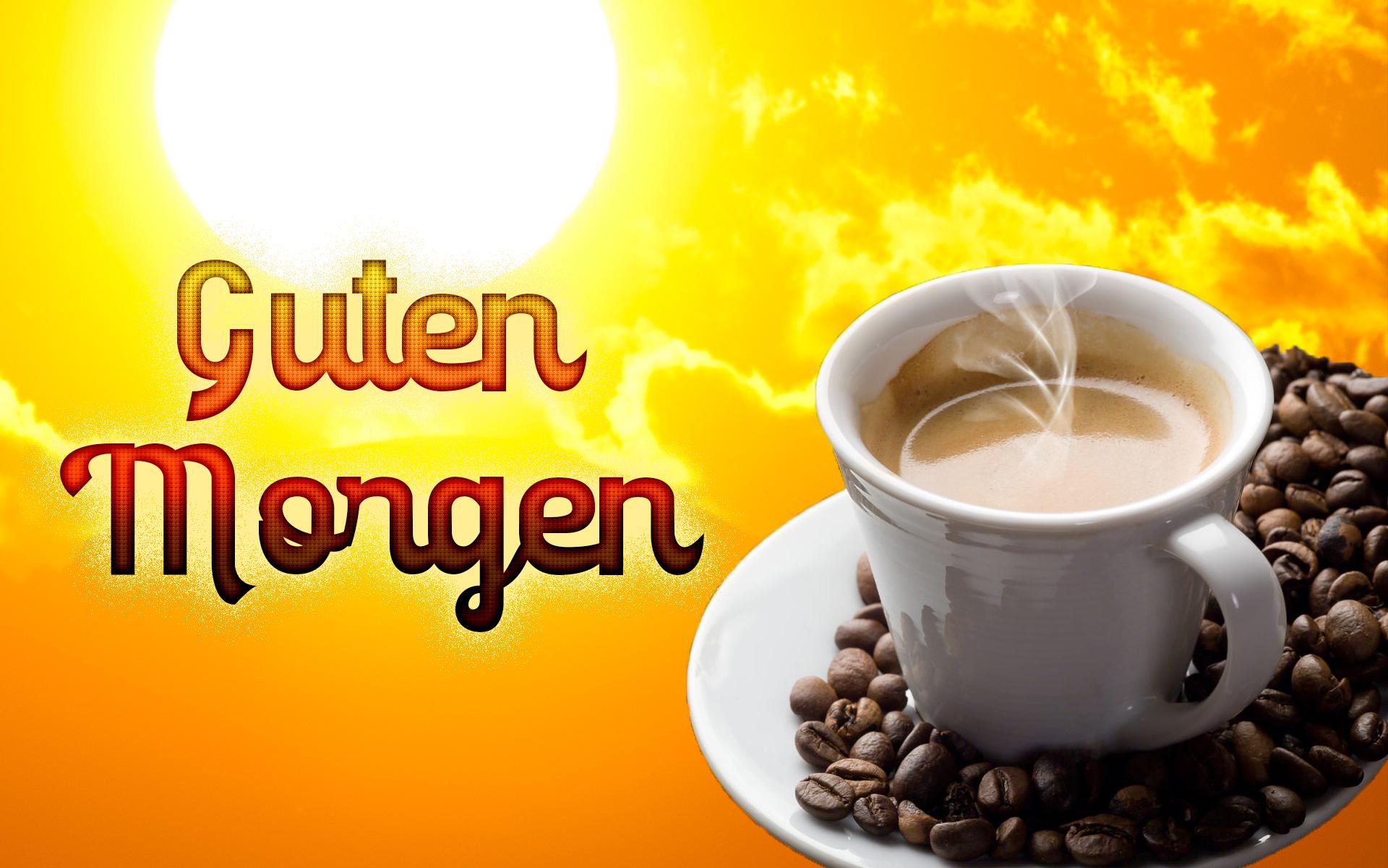 Schöne Bilder von Guten Morgen Wünschen. Große Sammlung