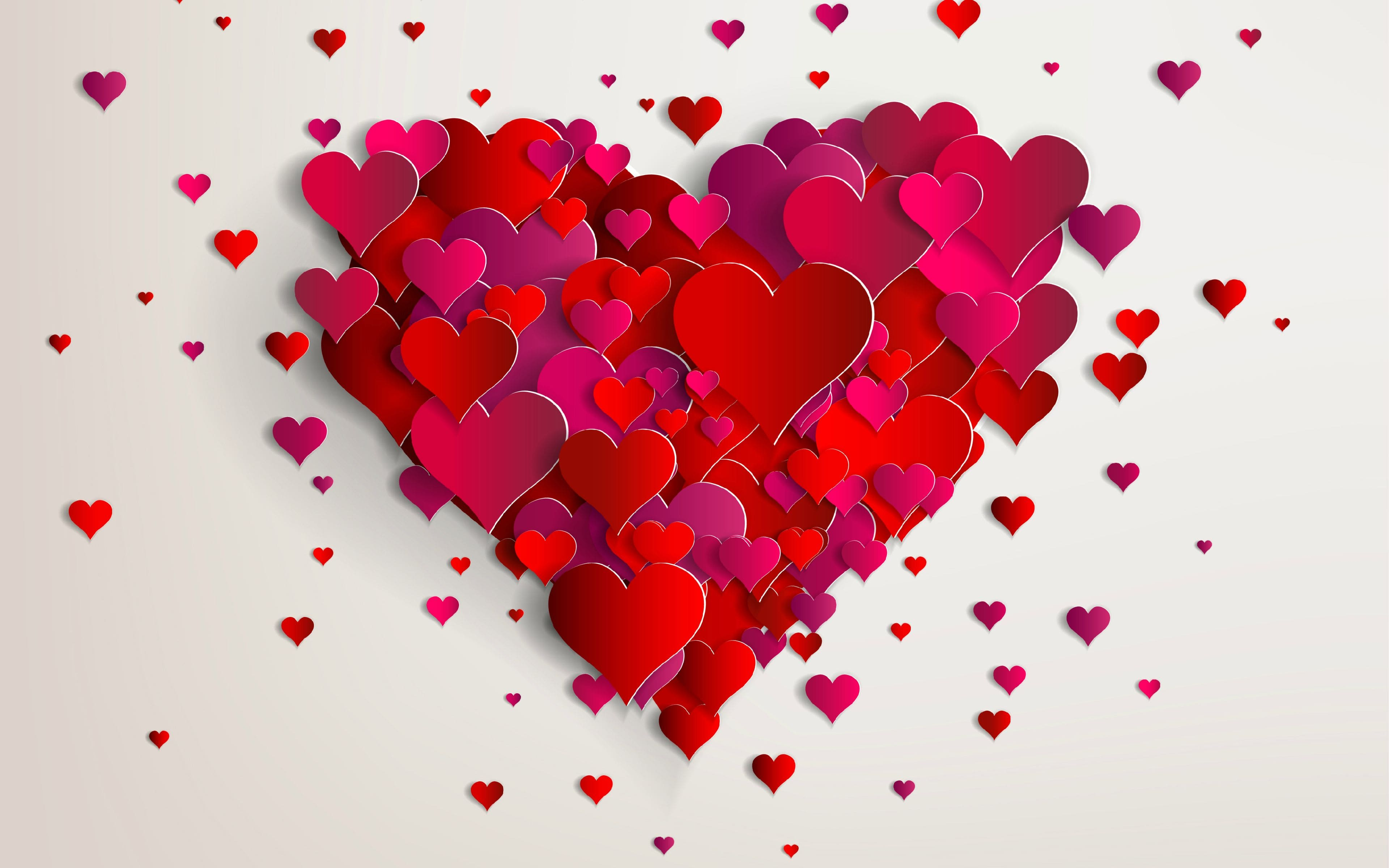 Beautiful Images of Hearts. 240 Quality Photos for Free