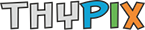 ThyPix.com – pictures collection Logo
