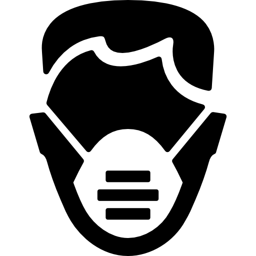 Медицинские маски в PNG на прозрачном фоне. 20 лучших клипартов